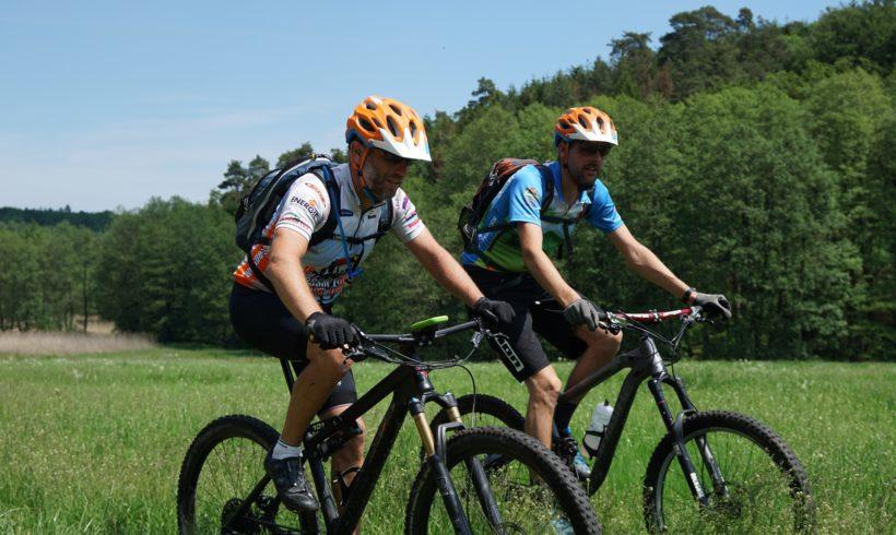 Mountainbike Jahresplanung 2020