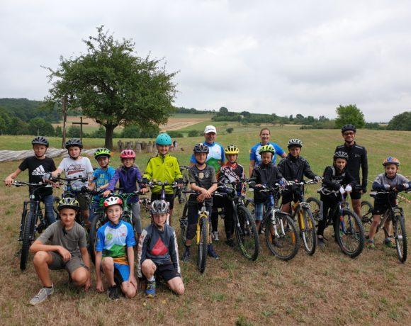 Ferienspaß der Mountainbike-Abteilung vom Steigerwaldklub Gerolzhofen